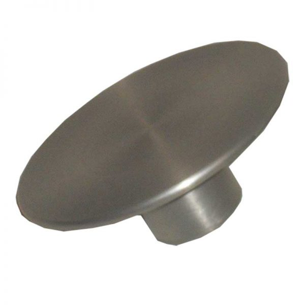 Cap for patio stand